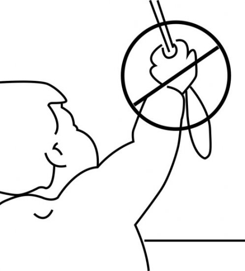 4. Goedkope gordijnen zijn niet kindveilig