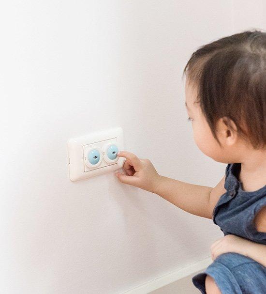 Stopcontacten beveiligen voor je kind?
