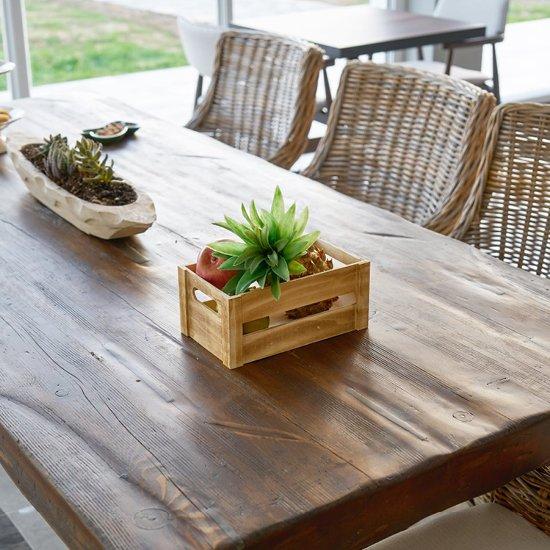 4. Koop eerst de grote meubels