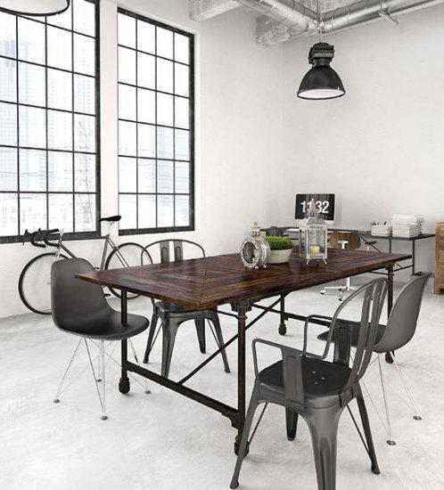 1. Kleur: grijs past perfect bij deze betonnen look