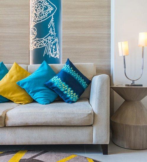 2. Nieuwe meubelbekleding