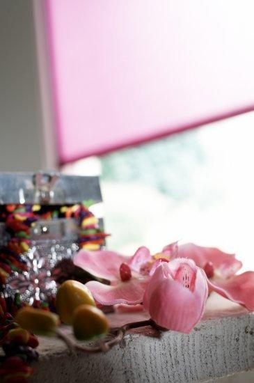 5. Roze rolgordijnen: Van Zacht tot Pittig