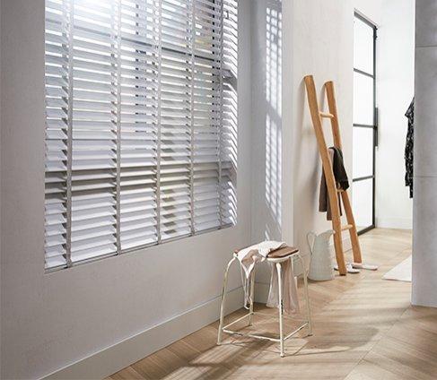 Welke raambekleding is geschikt voor een thuiswerkplek?