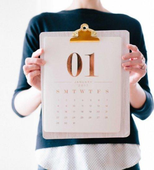 3. Maak een weekplanning voor ontspanning