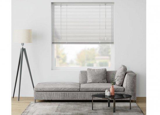 Aluminium jaloezieën voor standaard ramen