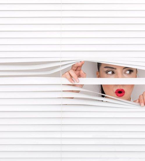 Controle over licht & privacy
