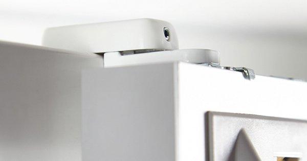 Raambekleding monteren zonder boren