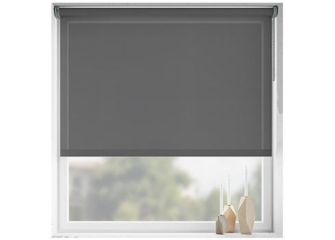 Lichtdoorlatend rolgordijn - Standaard ramen
