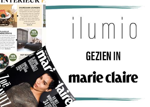 ilumio in Marie Claire