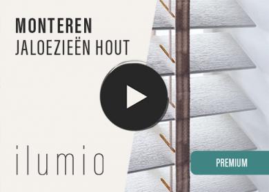 Houten Jaloezieën Premium