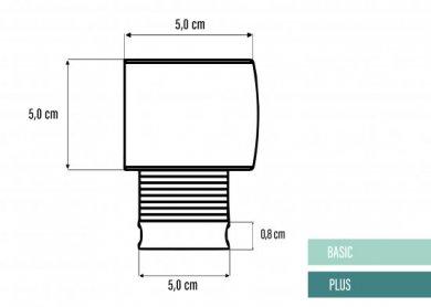 Basic & Plus 50mm