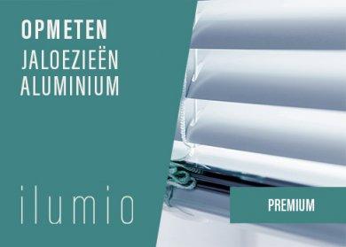 Aluminium Jaloezieën Premium