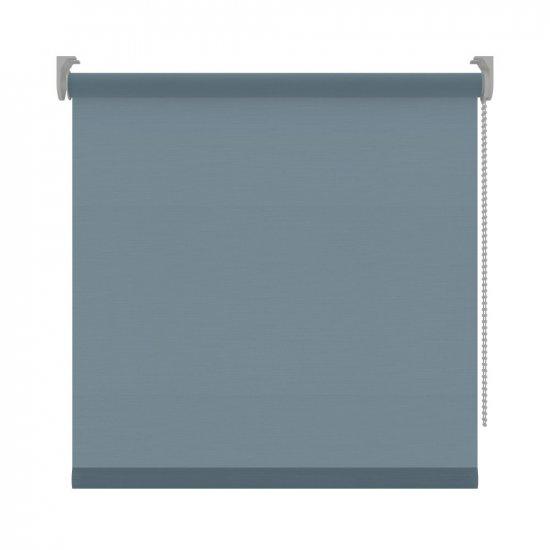 5. Premium blauw-grijs rolgordijn lichtdoorlatend