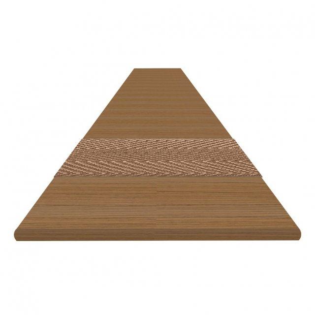 Pvc Jaloezieën met houtlook
